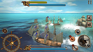 Game Ships of Battle Age of Pirates V1.6 MOD Apk ( Unlimited Money )