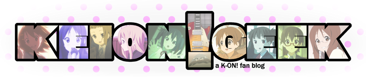 KEION!GEEK - a K-On! fan blog