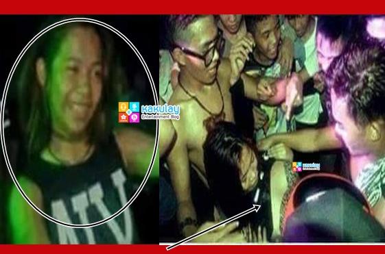 Drunk girl abused