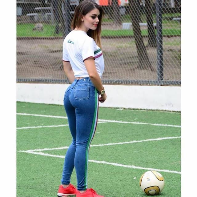 صور مشجعات المكسيك مثيرات