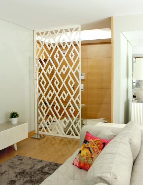 Ideas para decorar con biombos decoraci n del hogar - Decoracion con biombos ...