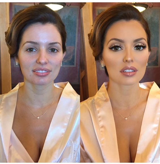 Wedding Day Makeup | Things Loves Pittsburgh Wedding Event Planner Wedding Day