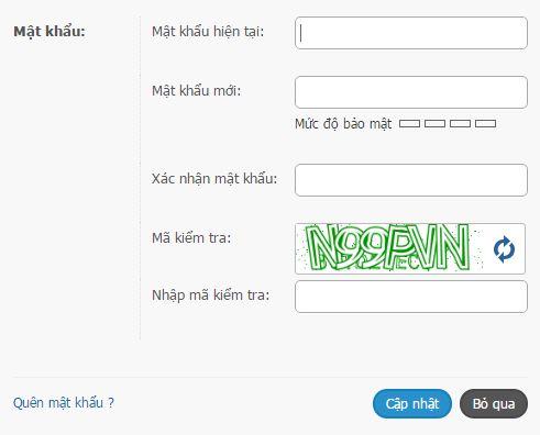 Cách đổi mật khẩu game Võ Lâm Truyền Kỳ Mobile