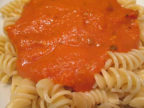 Trader Joe's Autumnal Harvest Creamy Pasta Sauce