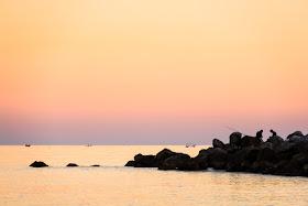 Playa del Chorrillo de Ceuta