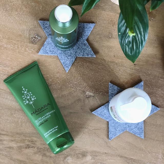The New Blacck - blog - orléans - Madara - après shampoing
