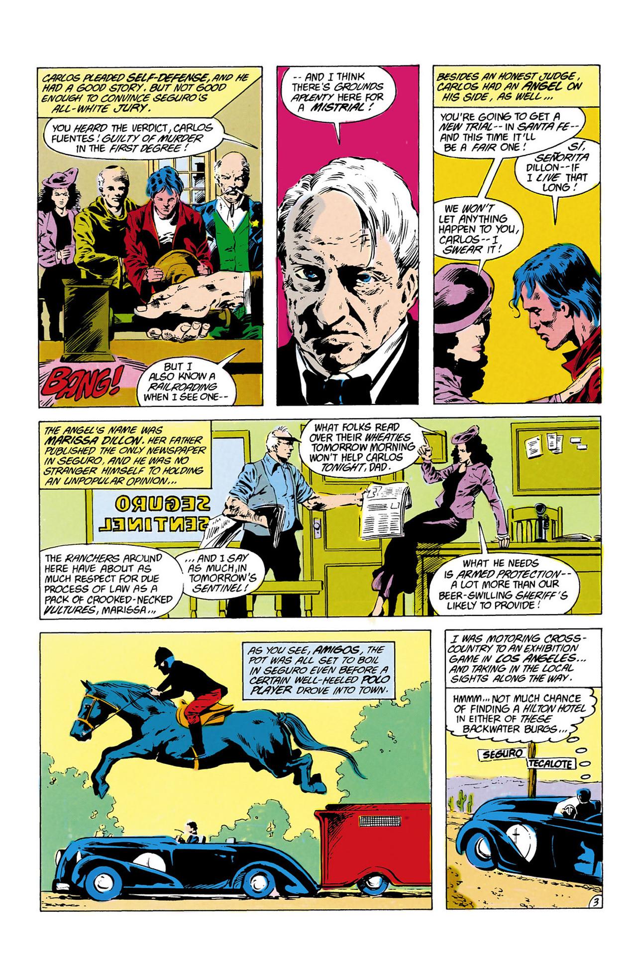 Read online Secret Origins (1986) comic -  Issue #13 - 24