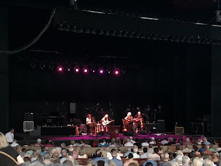 Emmylou Harris at Wolf Trap - August,12, 2016
