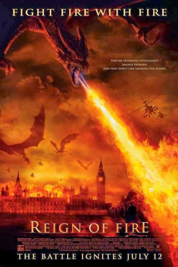 Reign Of Fire review: Reign Of Fire (English) Movie Review ...