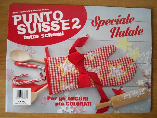 rivista di broderie suisse