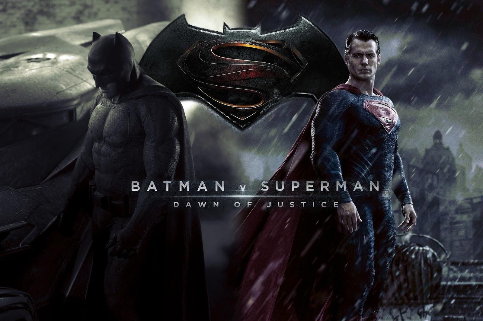 Esmaltes Dote Ludmilla - Batman X Superman - Resenha