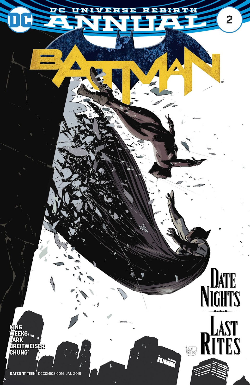 Batman (2016) Annual 2 Page 1