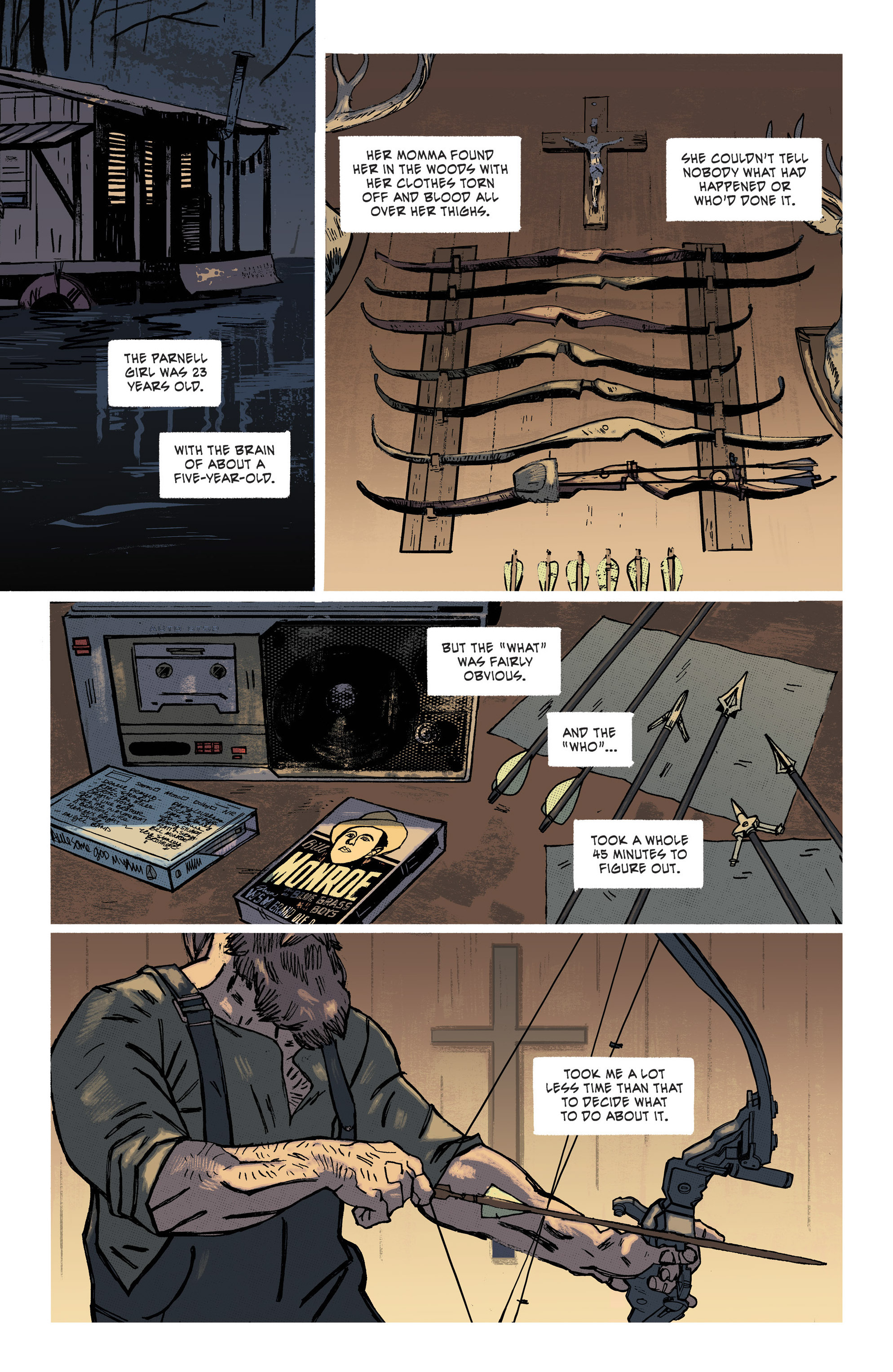 Read online Southern Bastards comic -  Issue #11 - 13