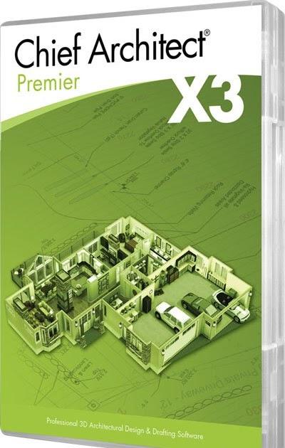Chief Architect Premier X3 V13.4.2.7 + Crack