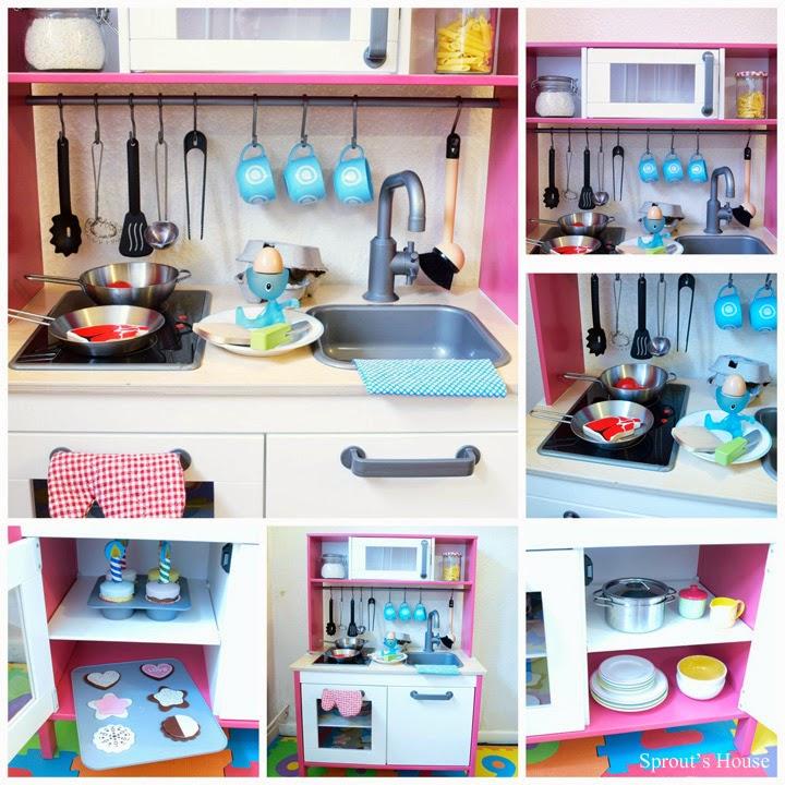 Office Ikea Kitchen Hacks: The Best Wooden Play Kitchen.