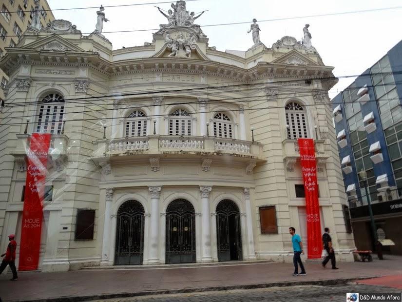 Teatro Carlos Gomes - Vitória - Espírito Santo