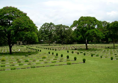 Imphal War Cemetery Blues