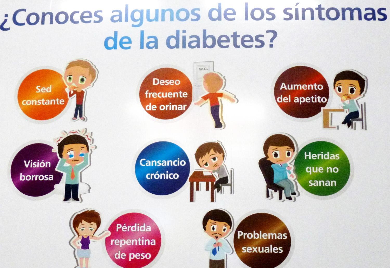 signos tempranos de diabetes 2