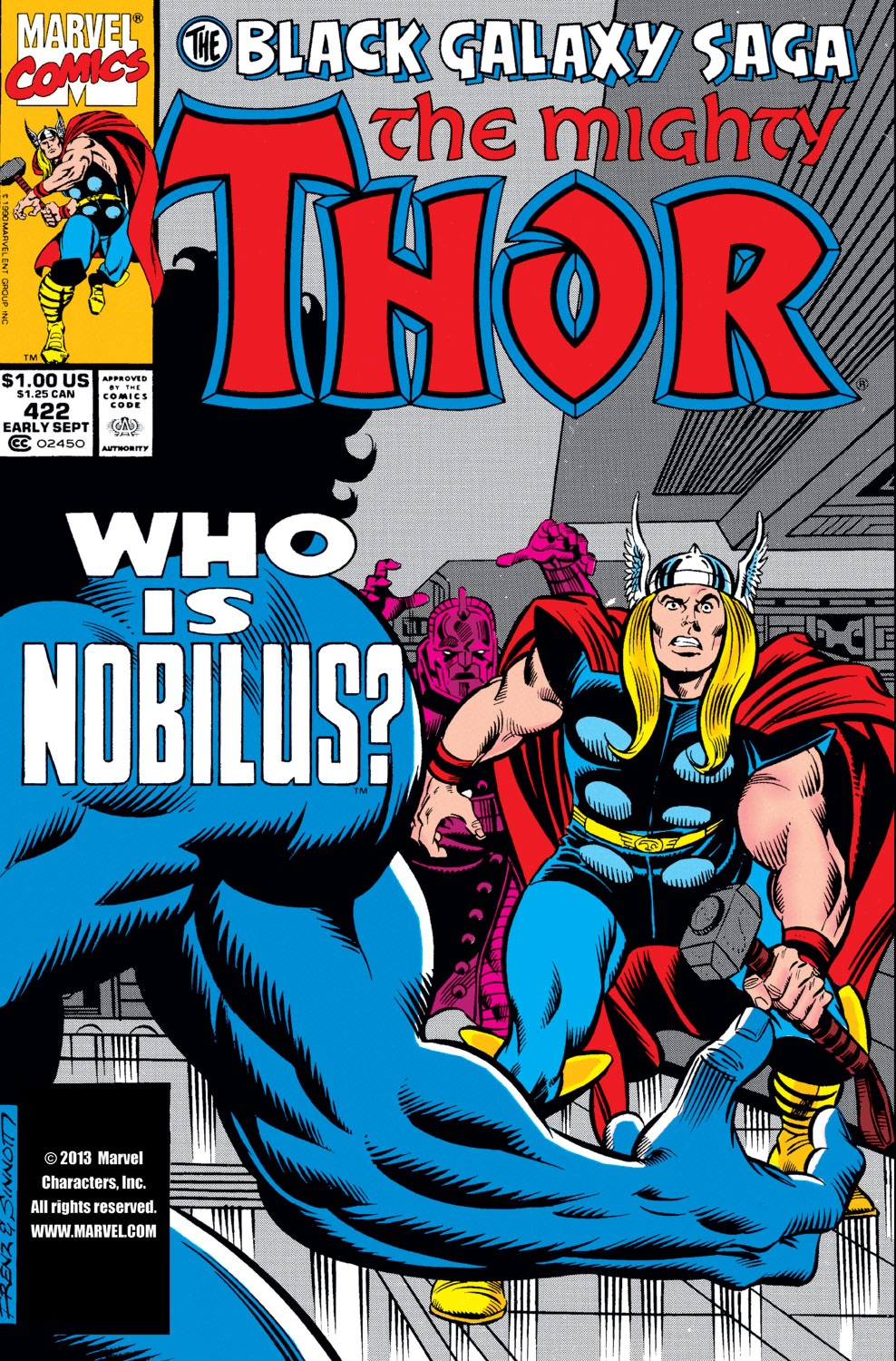 Thor (1966) 422 Page 1