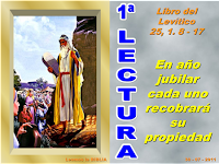 Resultado de imagen para El Señor habló a Moisés en el monte Sinaí: «Haz el cómputo de siete semanas de años,