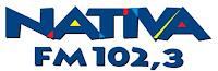 Rádio Nativa FM 102,3 de Lucas do Rio Verde MT