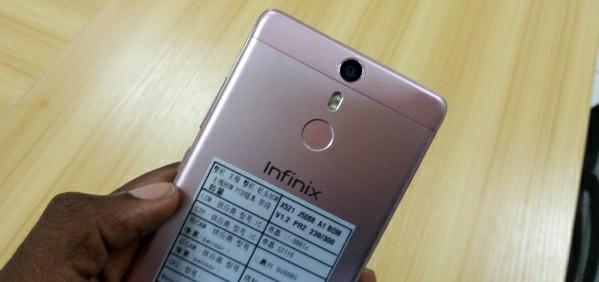 Infinix+Fingerprint