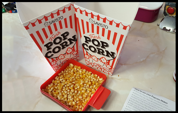 Popcorn Kernels for the vintage style popcorn maker