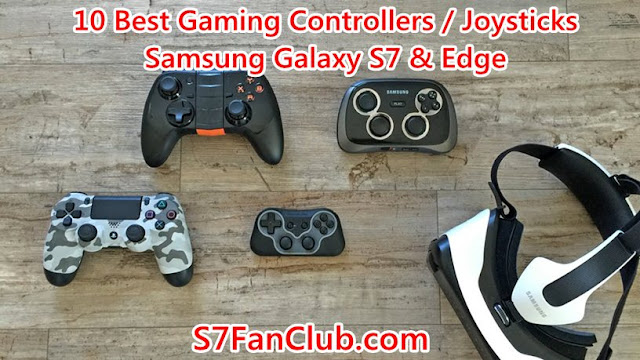 10 Best Wireless Galaxy S10 Game Controllers / Joystick / Gamepads