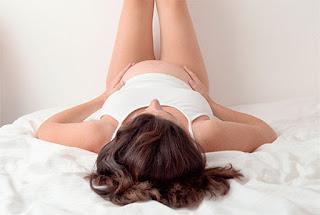 piernas hinchadas en el embarazo
