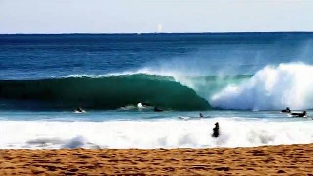 Barcelona Just Feeling. Surf en Barcelona, Barceloneta