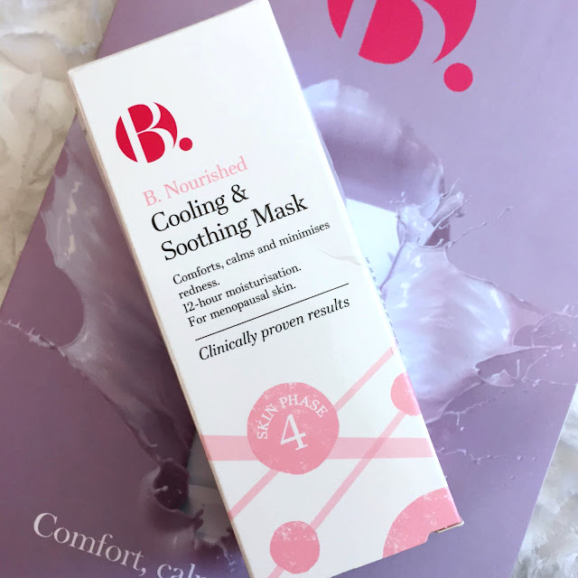 Superdrug B.Nourished Cooling And Soothing Mask