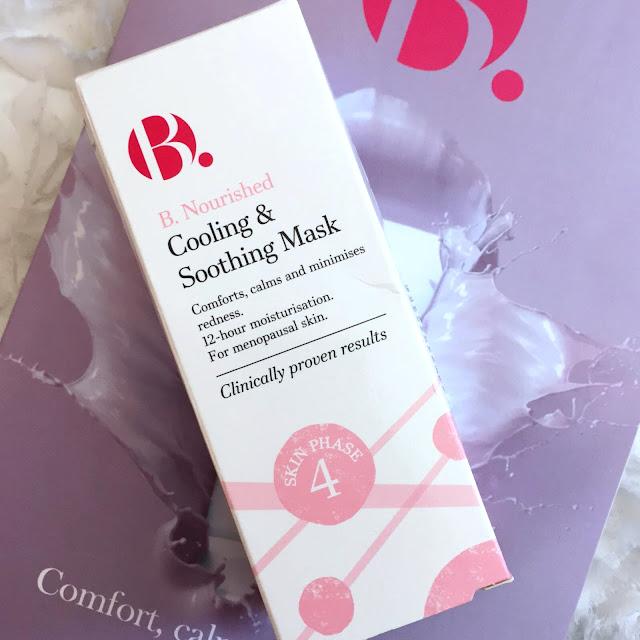 Superdrug B.Nourished Cooling And Soothing Mask