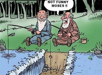 humor jokes moses