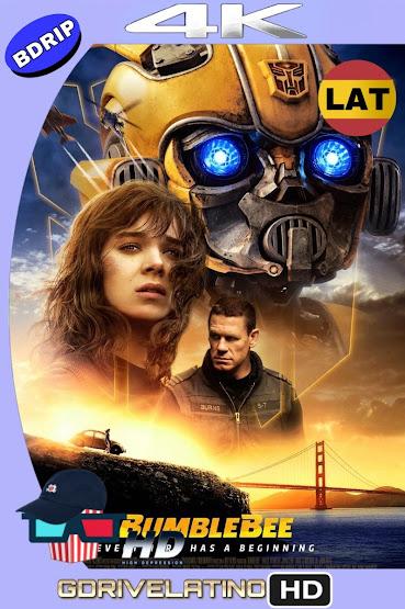 Bumblebee (2018) BDRip 4K HDR Latino-Ingles MKV