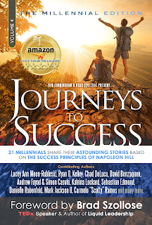 Journeys to Success: The Millennial Edition on Amazon