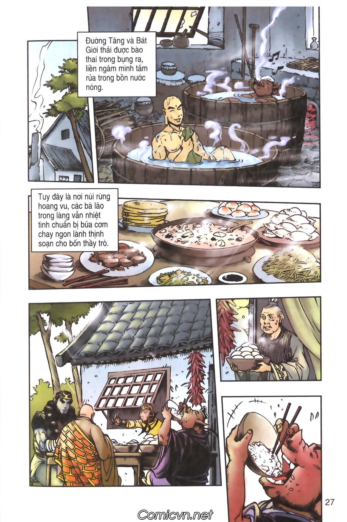Tây Du Ký màu - Chapter 96 - Pic 25