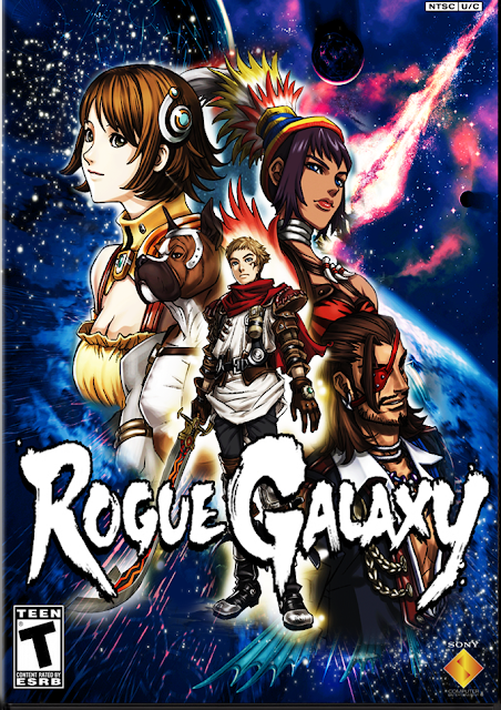 Detonado - Rogue Galaxy