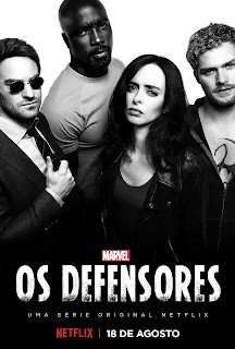 Review The Defenders: Temporada 1