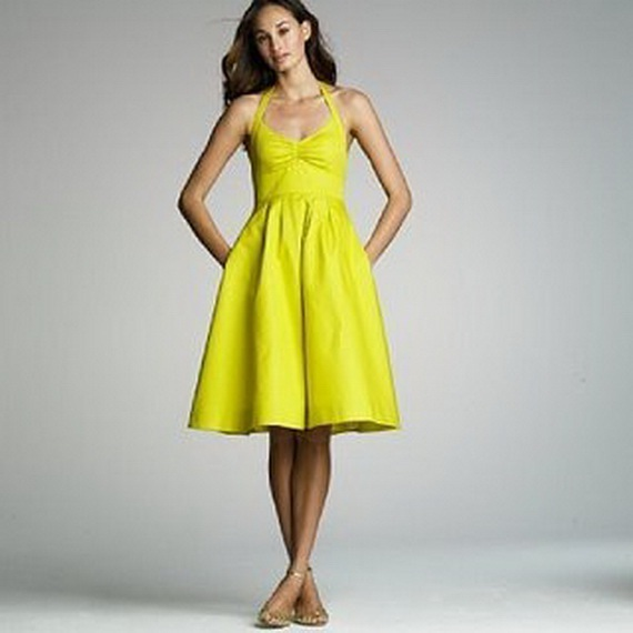 bridesmaid dresses: 2012 Casual Bridesmaid Dresses