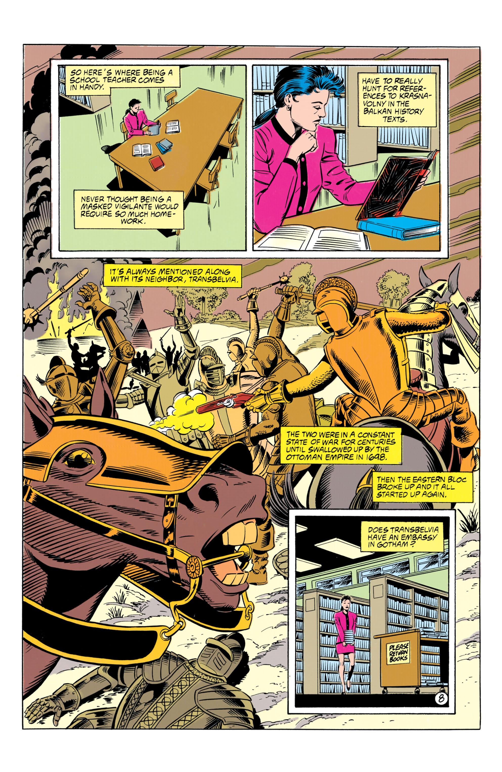 Detective Comics (1937) 653 Page 8