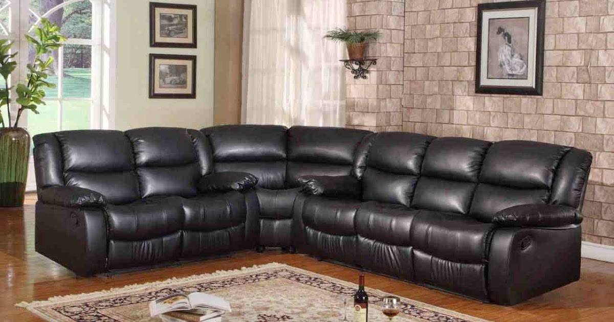 Sofa Online Store: curved reclining sofa