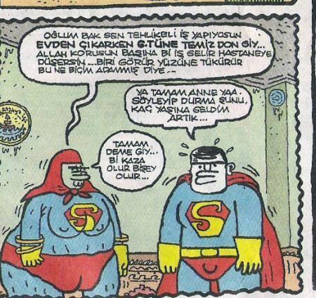 süperana karikatür