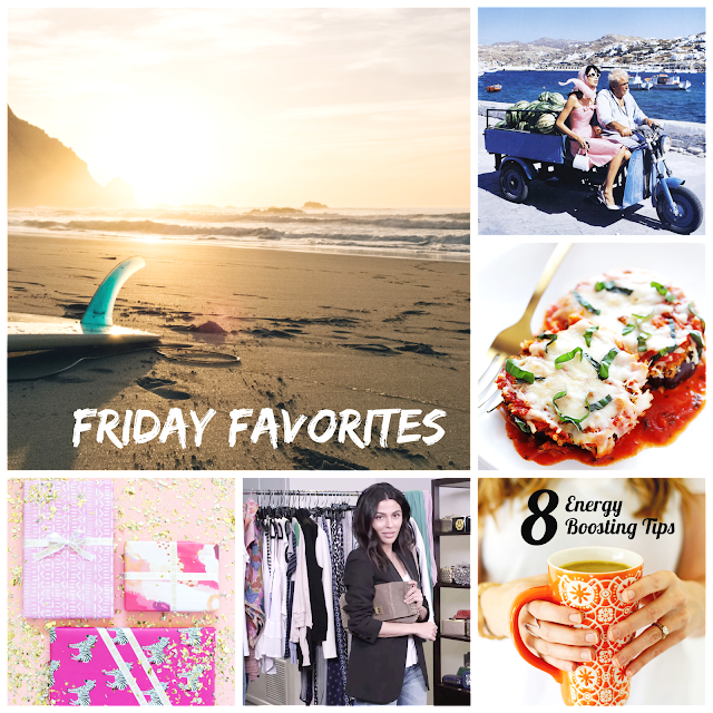 Ioanna's Notebook - Friday Favorites #20 - How to support Greece (by Vogue) - baked eggplant parmesan - DIY personalised gold ribbon - How to creat a personal uniform - 8 energy boosting tips for moms