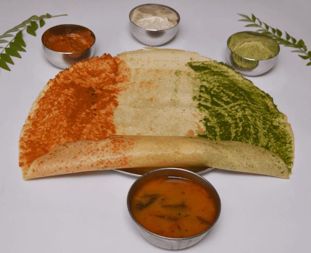 Sagar Ratna Celebrates Independence Day In Tricolour