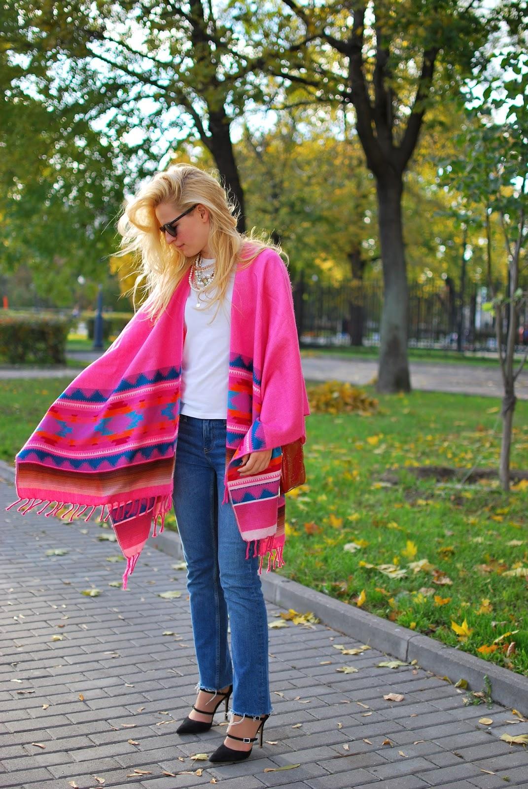 осенний лук, осенняя мода, что носить осенью, фэшн блогер