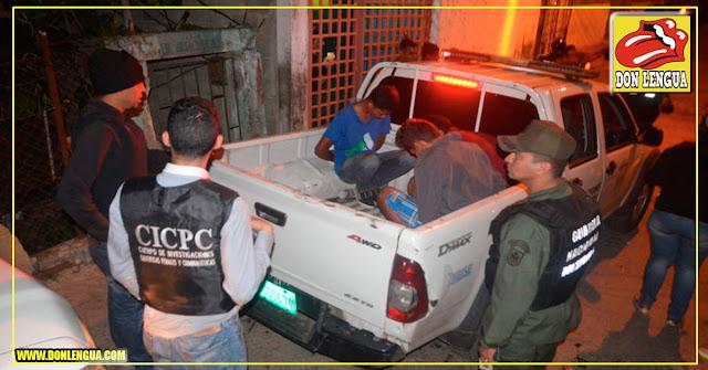 Lincharon a dos detectives en Guacara cuando robaban celulares