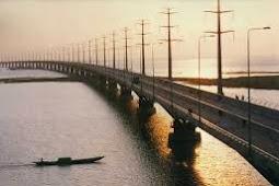 Jembatan Bulan Kalimantan Utara Bakal Menjadi Jembatan Terpanjang di Indonesia
