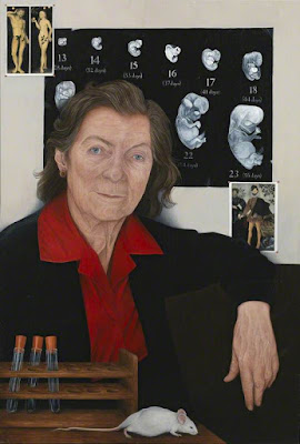 Dame Anne McLaren (2010), Emma Wesley