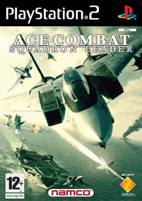 Ace Combat: Squadron Leader 2005 PS2 PAL Multi Spanish
