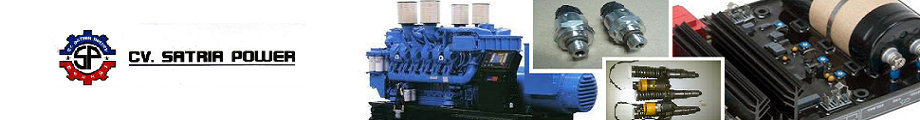 CV. Satria Power - Service, Rental & Jual Genset